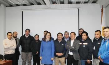 Seremi de Energía participa en presentación del Plan Invierno 2019 de Eléctrica del Litoral
