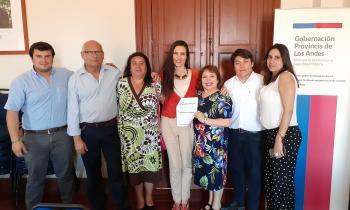 Seremi de Energía participa de diálogos ciudadanos en Provincia de Los Andes