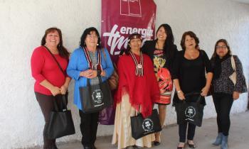 Seremi se reunió con lideresas Diaguitas para proyectar trabajo conjunto en materia de Energía