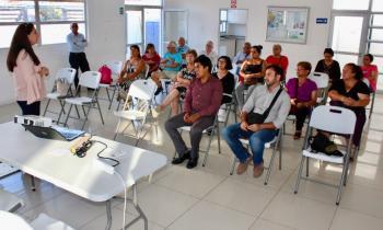 En Iquique buscan implementar sistema fotovoltaico en Junta de Vecinos
