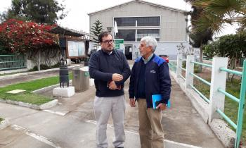 Seremi de Energía de Arica y Parinacota Visita ENGIE Arica