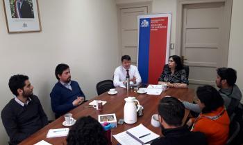 Energía Magallanes inicia trabajo colaborativo con Amumag