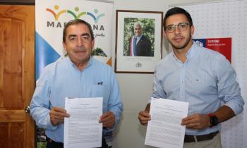 SEREMI de Energía firmó convenio con Municipalidad de Mariquina para beneficiar a familias con capacitación y...
