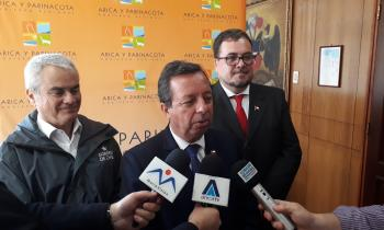 Presentan en Arica el Plan de Descarbonización Nacional