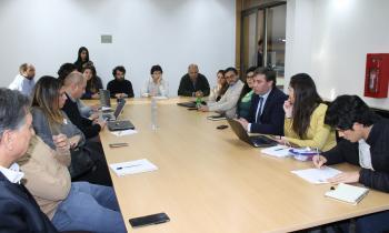 Instituciones regionales se reúnen para potenciar la electromovilidad