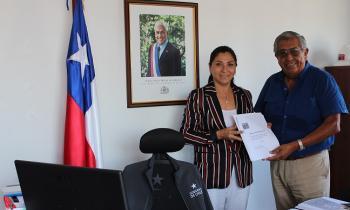 Entregan estudio de proyecto fotovoltaico para Museo Corbeta Esmeralda