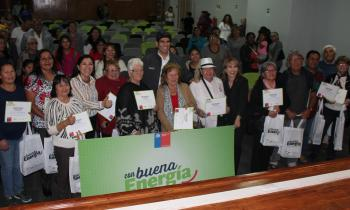 Tarapacá sigue sumando embajadores de la Eficiencia Energética