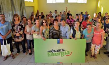 Con Buena Energía seguirá beneficiando a familias de Tarapacá este 2019