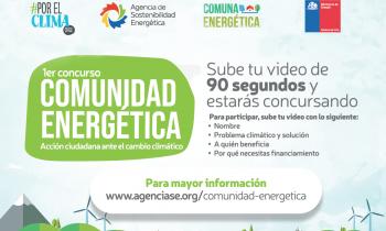 SEREMI de Energía informa que concurso Comunidad Energética extendió postulaciones hasta diciembre
