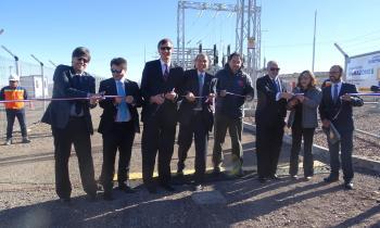 Ministro de Energía inauguró Red de Abastecimiento Eléctrico del Complejo Astronómico Paranal- Armazones
