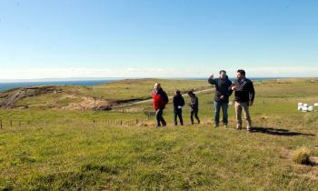 Energía Magallanes alista proyecto para energizar Villa Cameron