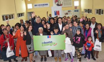Gobierno capacitó a 60 mujeres diaguitas en eficiencia energética