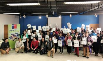 """Programa """"Cambia el Foco"""" entregó más de 4000 ampolletas LED"""