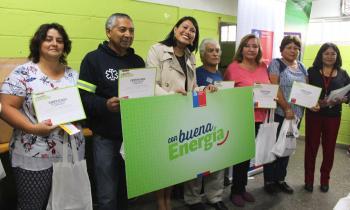 """Gobierno lanza en Atacama el Programa """"Con Buena Energía"""" 2019"""
