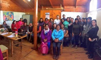 Comunidades indígenas de Panguipulli dialogaron sobre su participación en el desarrollo de proyectos energétic...