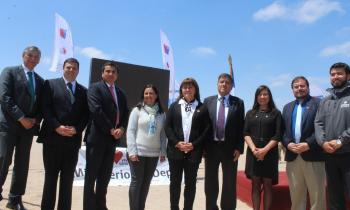 """""""Desafió Sin Fronteras"""" La Maratón Extrema que une Arica y Tacna"""