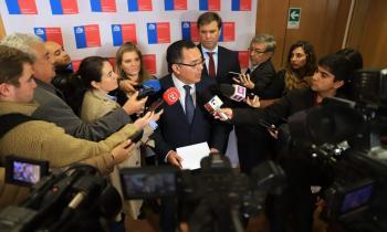 Autoridades regionales entregan detalles del Plan de Descarbonización y salida de centrales a carbón en Puchun...