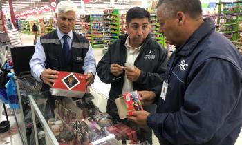 Autoridades de energía recomiendan guirnaldas navideñas y artefactos eléctricos con sello de seguridad SEC
