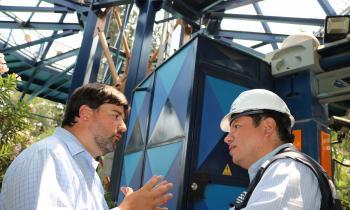 Ministerio de Energía y SEC inician investigación por corte eléctrico en Fantasilandia