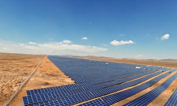 Mainstream cierra acuerdo para financiar parque solar en Atacama