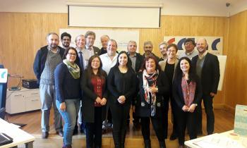 Energía y Comité Solar de Corfo buscan incentivar desarrollo de hidrógeno verde en Magallanes