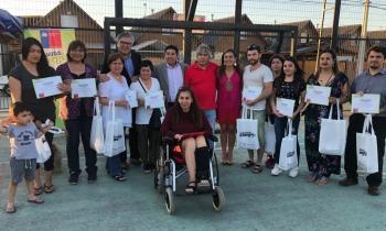 """Programa """"Con Buena Energía"""" entregó ampolletas LED a 300 familias de Rancagua"""