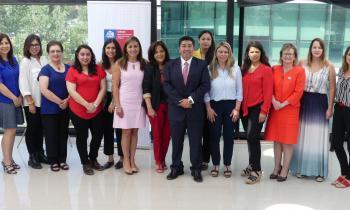 Energía + Mujer convocó a mujeres de la industria energética y de Gobierno en la Región de O´Higgins