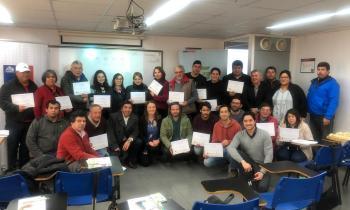 Mipymes de la Región de O´Higgins se adjudicaron convocatoria del Programa Regional Gestiona Energía