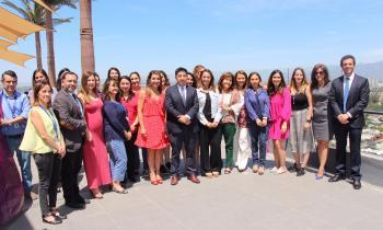 Energía+Mujer convocó a representantes de la industria energética y de Gobierno en la Región de O´Higgins