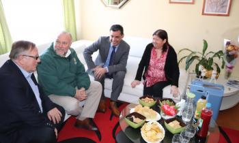 Seremi, CGE y Municipalidad de Temuco siguen cumpliendo a los electrodependientes