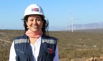 Autoridades valoraron aporte de la industria eólica en Freirina y proyectan trabajo 2019