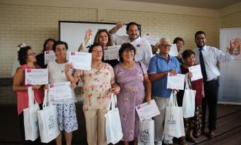 """Mi Hogar Eficiente"" beneficia a adultos mayores de Arica"