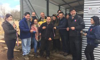 Subsecretario de Energía visitó la región de Aysén