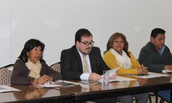 """Seremi de Energía de Arica y Parinacota Inaugura Sesión de Continuación de la Comisión de seguimiento del """"Cap..."""