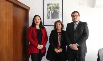 Energía y Fundación Integra analizan formas de apoyar a Niños de Chuslluta y contribuir al aprendizaje en el a...