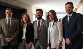 Ministra de Energía da el vamos a la primera etapa de licitación del Instituto Tecnológico de Energía Solar en Antofagasta