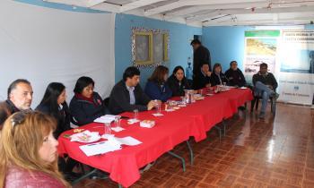 Seremi de Energía de Arica y Parinacota Presente en Caleta Camarones