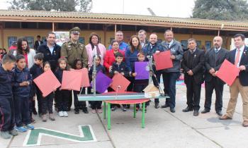 Llaman al autocuidado al elevar volantines en Fiestas Patrias en Coquimbo