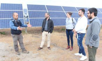 Delegación argentina conoce experiencias en energías renovables y eficiencia energética