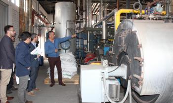 Destacan ahorros en hospitales con proyectos  de eficiencia en la iluminación y calefacción