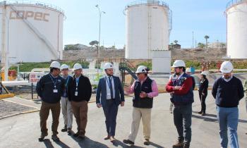SEREMI de Coquimbo y SEC presentan planes para garantizar el suministro de energía durante el Eclipse