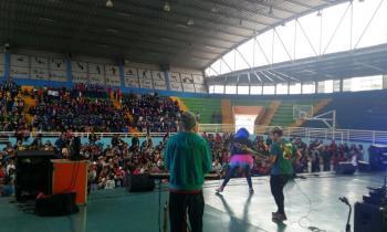 """Pequeños de Arica aprenden con """"Cantando Aprendo a Usar Bien la Energía"""""""