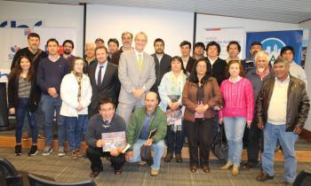 Seminario de Leña reunió a comerciantes del rubro en Osorno