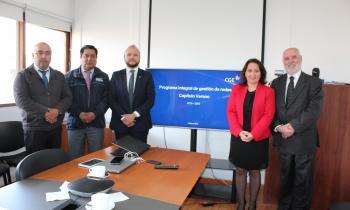 Presentan plan para asegurar el suministro eléctrico en la Región en temporada estival