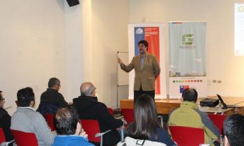 Seremi de Energía realiza capacitación a Gestores Energéticos de servicios públicos de  la región