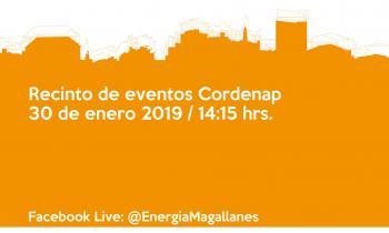Energía Magallanes, academia y sector privado dialogarán sobre beneficios y potencialidades de la geotermia di...