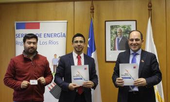 """Gobierno lanza """"Ruta Energética"""" con fuerte carácter regional"""