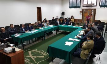 Se conformó mesa de trabajo regional para prevenir el robo de cables