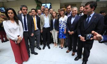 Seremi de Energía destaca anuncio del Gobierno: Recambio de medidores será voluntario