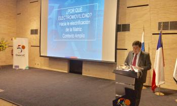 """Subsecretario de Energía: """"La electromovilidad es uno de los grandes compromisos de nuestra Ruta Energéti..."""